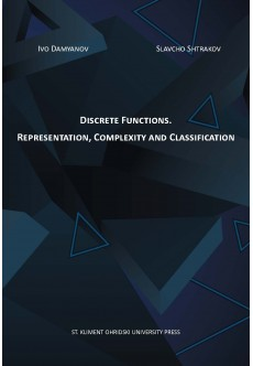Discrete Functions. Representation, Complexity and Classification - unipress.bg