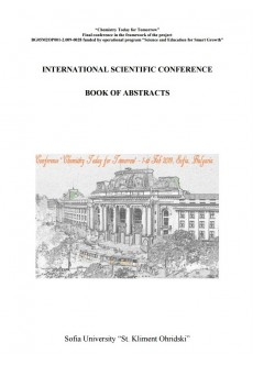 INTERNATIONAL SCIENTIFIC CONFERENCE. BOOK OF ABSTRACTS - unipress.bg