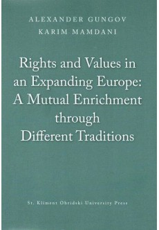 Rights and Values in an Expanding Euripe: A Mutual Enrichment through Different Traditions - unipress.bg