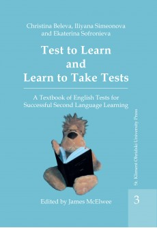 Test to Learn and Learn to Take Tests vol.3 - unipress.bg