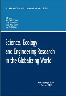 Science, Ecology and Engineering Research in the Globalizing World - unipress.bg